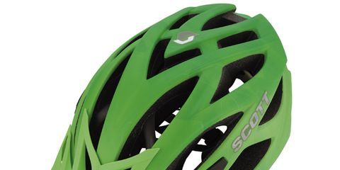 Green, Helmet, Personal protective equipment, Bicycle helmet, Headgear, Bicycles--Equipment and supplies, Symbol, Sports gear, Symmetry, Circle,