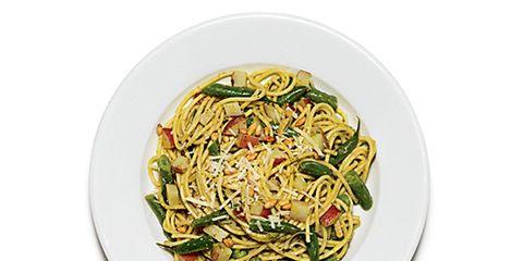 Cuisine, Food, Ingredient, Dishware, Chinese noodles, Noodle, Recipe, Produce, Garnish, Snack,