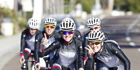 Eyewear, Helmet, Bicycles--Equipment and supplies, Bicycle helmet, Vision care, Bicycle jersey, Sports equipment, Sportswear, Personal protective equipment, Recreation,
