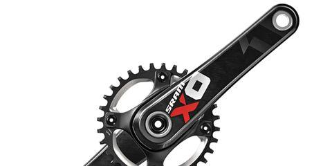 Bicycle part, Bicycle drivetrain part, Gear, Tool, Crankset, Steel, Circle, Number, Hand tool, Aluminium,