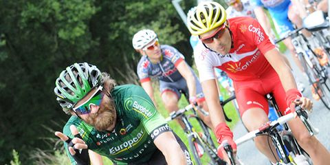 Clothing, Eyewear, Tire, Bicycle jersey, Helmet, Bicycles--Equipment and supplies, Sports uniform, Bicycle helmet, Bicycle frame, Vision care,