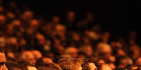 Nose, People, Social group, Crowd, Audience, Convention,
