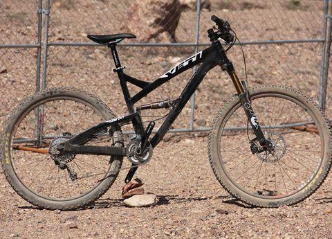 Yeti SB75 | Bicycling