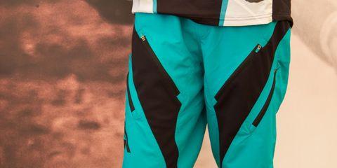 Teal, Turquoise, Aqua, Active shorts, Bermuda shorts, Silk, Knot, board short, Trunks,