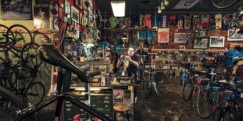 Vecchio's Bike Shop