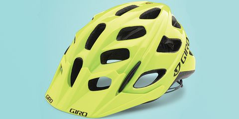 Helmet, Bicycle helmet, Bicycles--Equipment and supplies, Sports gear, Green, Sports equipment, Yellow, Personal protective equipment, Bicycle clothing, Plastic,