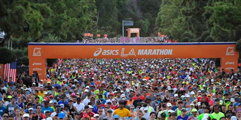 Eyewear, Crowd, People, Endurance sports, Quadrathlon, Recreation, Sportswear, Long-distance running, Running, Racing,