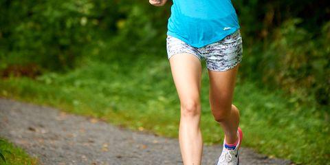 Clothing, Footwear, Leg, Shoe, Human leg, Athletic shoe, Asphalt, Sportswear, Shorts, Denim,