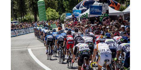 2014 Tour of California Racers