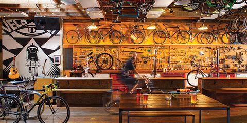 Portland's Velo Cult bike shop