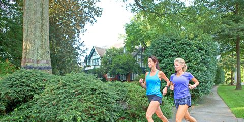 Clothing, Footwear, Plant, Tree, Running, Athletic shoe, Outdoor recreation, Endurance sports, Shorts, Woody plant,