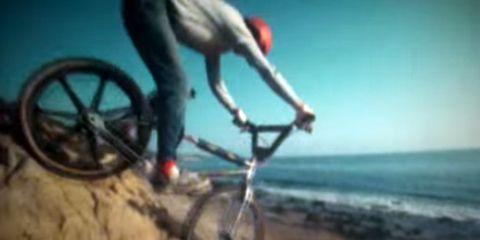 Freewheelin' mountain bike video