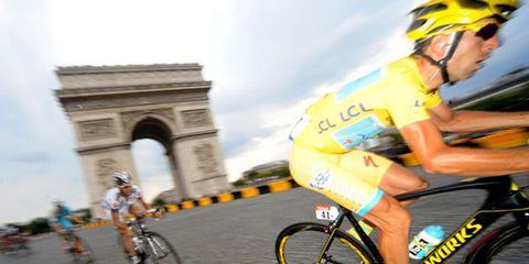 Nibali wins the 2014 Tour de France