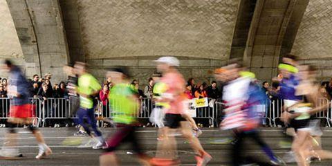 Footwear, Human leg, Pink, Athletic shoe, Shorts, Endurance sports, Running, Active shorts, Pedestrian, Physical fitness,