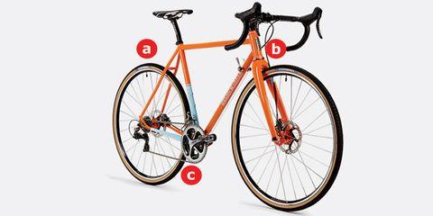 Breadwinner Gravel Bike