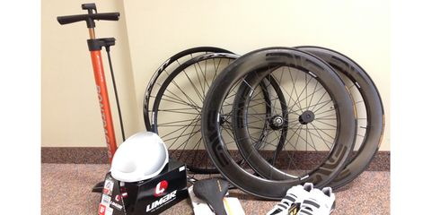 Used Cycling Gear