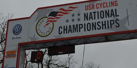 2015 Cyclocross National Championships in Austin, TX