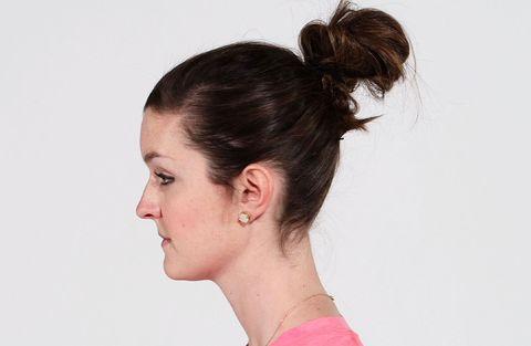 Ear, Lip, Cheek, Hairstyle, Skin, Chin, Forehead, Jewellery, Eyebrow, Eyelash,