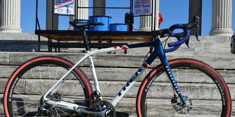 Katie Compton's bike
