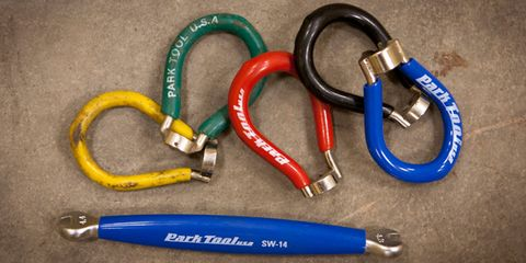 Park Tool Spoke Wrenches