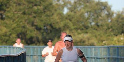 Human body, Endurance sports, Running, Quadrathlon, Cap, Active shorts, Long-distance running, Muscle, Jogging, Athlete,