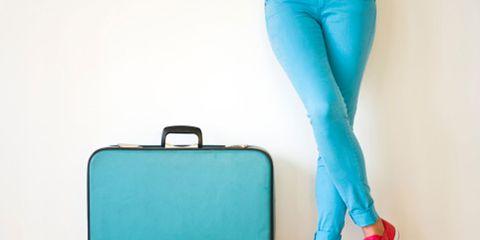 Blue, Green, Textile, Teal, Aqua, Turquoise, Active pants, Electric blue, Azure, Knee,