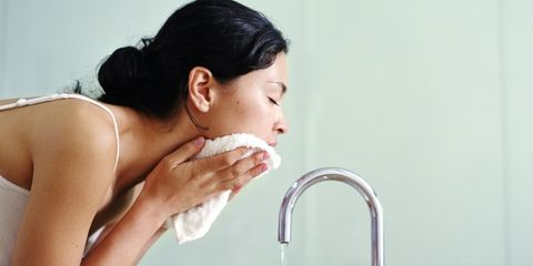 Mistake you are making when washing your face