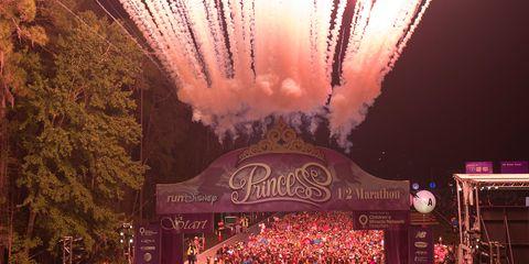 Pink, Landmark, Holiday, Midnight, Decoration, Electricity, Festival, Christmas, Neon, Christmas lights,