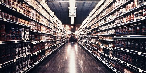Grocery shopping with a gluten sensitivity can be harrowing.
