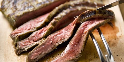 Food, Beef, Ingredient, Animal product, Kitchen utensil, Pork, Meat, Cutlery, Roast beef, Lamb and mutton,