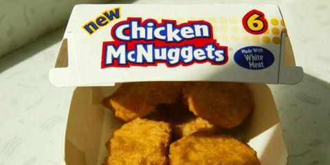 organic mcnuggets