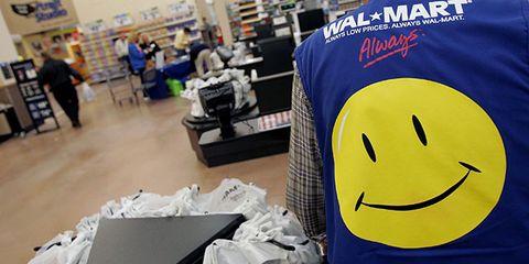 Walmart Organic
