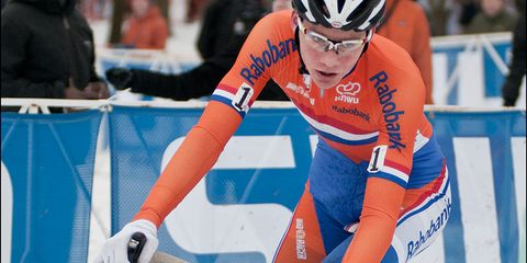 Mathieu Van Der Poel UCI CX WC 2013