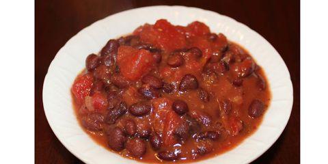 Food, Dish, Tableware, Dishware, Recipe, Cuisine, Plate, Ingredient, Condiment, Stew,