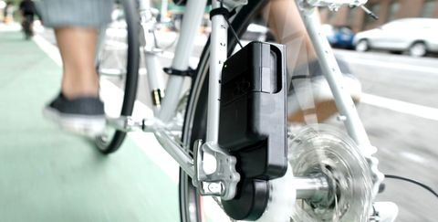 Charge Your Phone with Pedal Power
