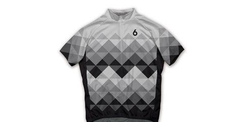 Product, Sleeve, Collar, Shirt, White, Sportswear, T-shirt, Logo, Carmine, Pattern,