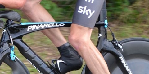 Chris Froome's Knees
