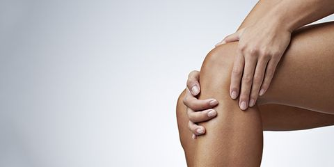 Symptoms of knee osteoarthritis