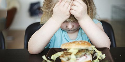 What being a picky eater may say about your mental health.