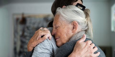 How to support a loved one with a terminal illness.