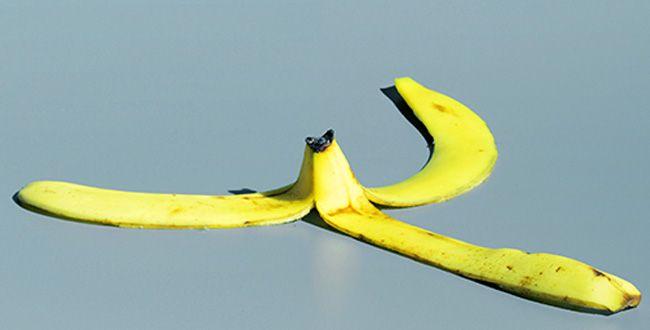 Life Hacks Using Banana Peels Prevention