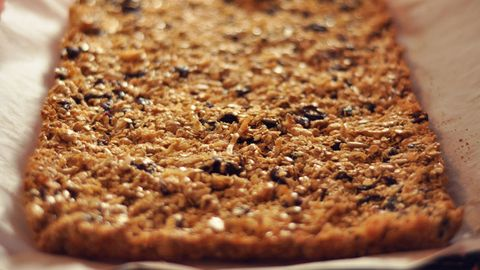 Make Your Own Granola Bars
