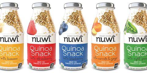 quinoa snacks
