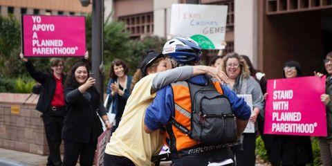 Product, Bag, Community, Luggage and bags, Helmet, Jacket, Travel, Bicycle helmet, Backpack, Pedestrian,