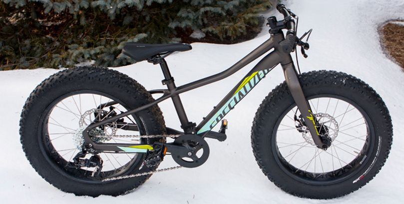 Kids' Fat Bike | Bicycling