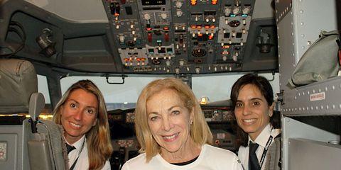 Smile, Aerospace engineering, Cockpit, Aviation, Air travel, Employment, Flight instruments, Aircraft, Machine, Aerospace manufacturer,