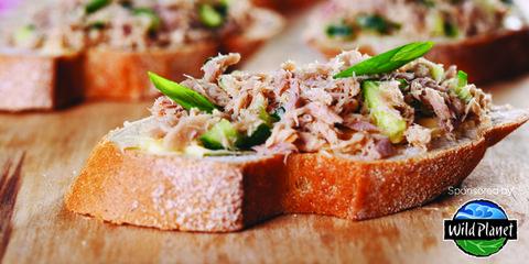 Tuna Nutrition Facts