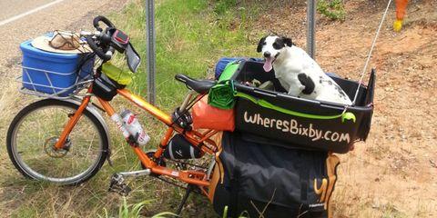 Bixby's Cross-Country Ride