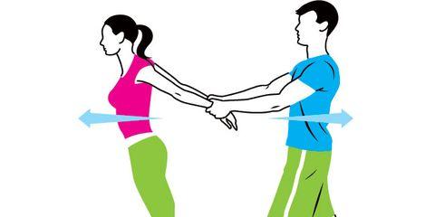 3 Get-Closer Couple Stretches