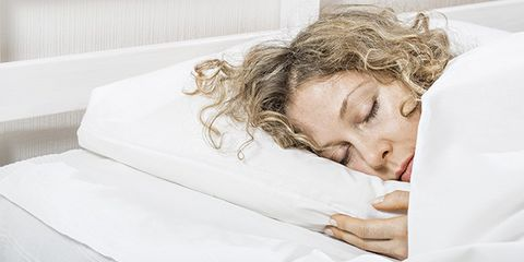 Here's how sleep slims you.